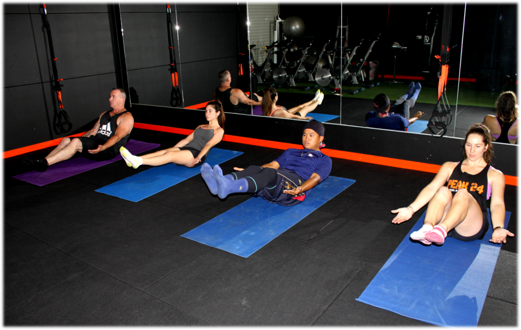 Pilates Holistic Approach To Performance Improvement